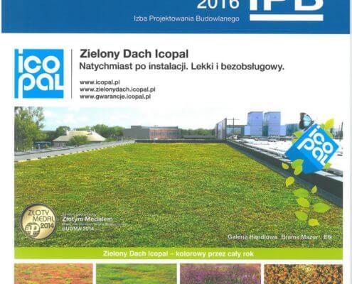 Icopal Prezentacje 2016