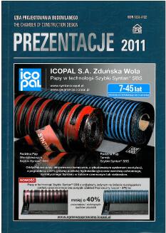 Icopal prezentacje 2011
