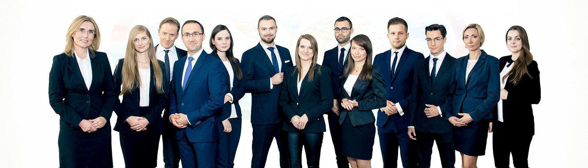 Zespół Międzynarodowe doradztwo Prawne w Biznesie